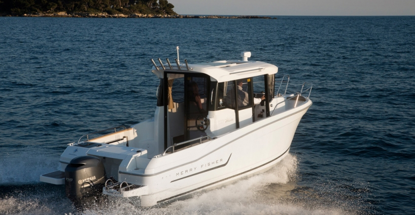Jeanneau<br>Merry Fisher 695 Marlin