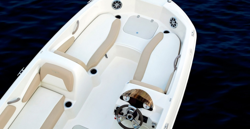 Stingray<br>Deck Boat 182 SC